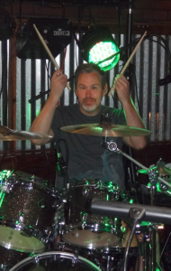Brian Mohrman - drummer for the Logic