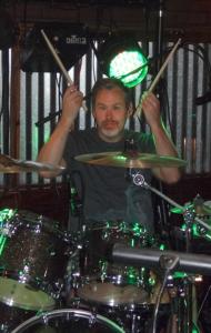 Brian Mohrman - drummer for the Logic
